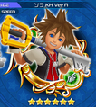 Sora kh1 unchained x