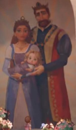Re Frederic e Regina Arianna