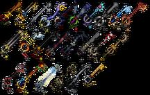 Kh2 keyblades2.png
