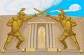 120px-Coliseum Gates (Art)