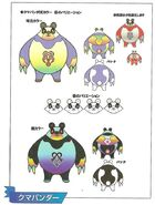 Panda Kuma artwork
