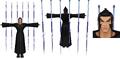 Artwork grafico di Xaldin