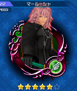 Marluxia unchained x