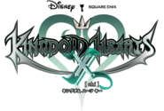 Kingdom Hearts X logo