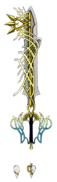 Ultima Weapon KH1 artwork