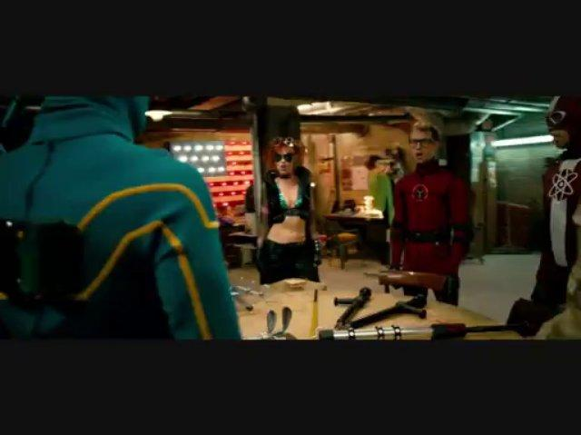 Kick-Ass 2 Justice Forever Oath