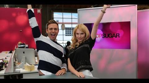 Claudia Lee Talks Kick-Ass 2 & Chloe Moretz Celebrity Interview POPSUGAR News