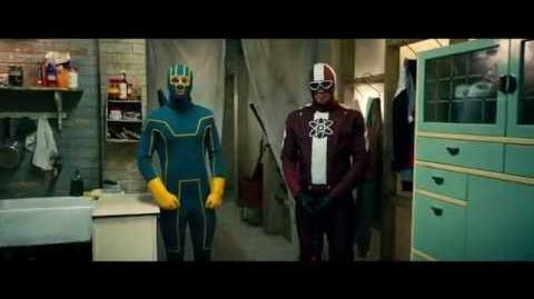 Kick-Ass 2 Welcome To Justice Forever