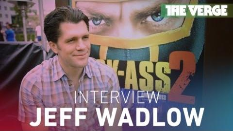 Comic-Con 2013 Interview with Jeff Wadlow