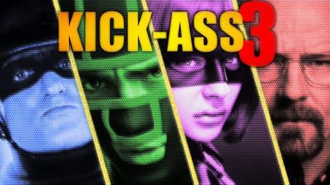 Kick-Ass 3 - Red Band Trailer (Fan Made)