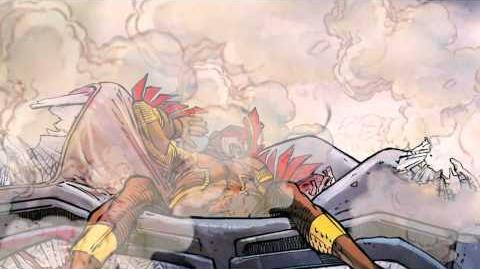 Kick-Ass Motion Comic - The Armenian Superhero Redux