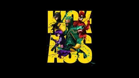 "Kick-Ass - ""The Corridor"" ""Bad Reputation"" by Joan Jett (Mash-Up)"