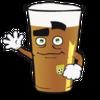 Mascot bertibierbecher