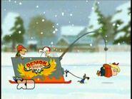 Snowpocalypse! sleigh