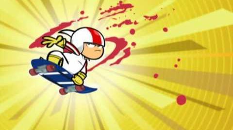 Never Say Die - Kick Buttowski