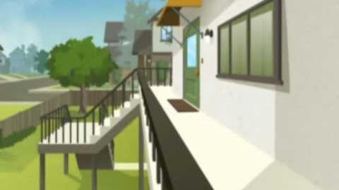 School Bus - Kick Buttowski Short - Disney Channel Asia