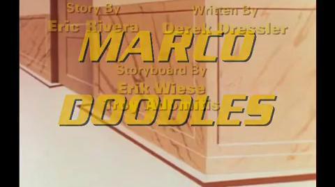 MARCO DOODLES (NEW EPISODE KICK BUTTOWSKI AND MARCO DIAZ JUN 2017)