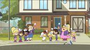 Teena flash mob