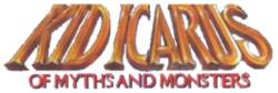 Kid Icarus Of Myths and Monsters (Logo).png
