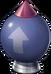 Fusée explosive (Artwork)