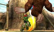 Bras déchaîné (SSB 3DS 1)