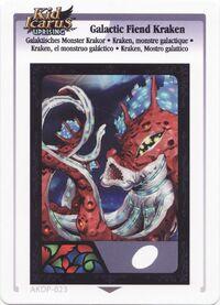 Kraken, monstre galactique (KIU AR Card).jpg