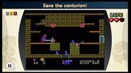 ¡Libera al Icario arquero! NES Remix 2