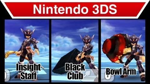 Nintendo 3DS - Kid Icarus Uprising Multiplayer Demo-0