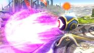 Ojo asesino en Super Smash Bros. para Wii U