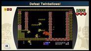 ¡Derrota a Ortros! NES Remix 2