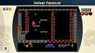 Derrota a Pandora NES Remix 2