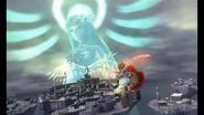 Templo de Palutena en Kid Icarus Uprising