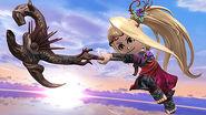 Traje de Viridi en Super Smash Bros. 4