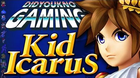 Kid Icarus - Did You Know Gaming? Feat
