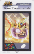 Raretreasurefisharcard