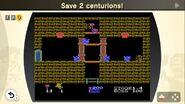 Libera 2 Icarios arqueros NES Remix 2