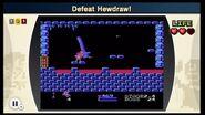 Derrota a Hidra NES Remix 2