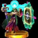 Trofeo de Palutena (alt.) SSB4 3DS