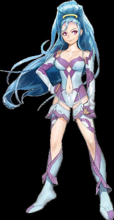 Onna Senshi Aomi