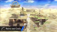 Reino del Cielo en Super Smash Bros 4