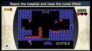 Ve al hospital y librate de la maldición NES Remix 2