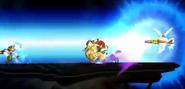 Pit atacando con el Aurora SSB4