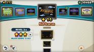 Menú de NES Remix 2