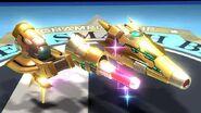 Piezas del Aurora en SSB4 (Wii U)