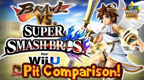 SMC Brawl vs. Smash Bros