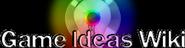 Game Ideas Wiki wordmark