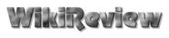 Reviews Wiki wordmark