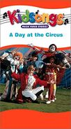 A Day at the Circus - 2002 VHS