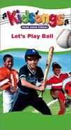 Let's Play Ball - 2002 VHS