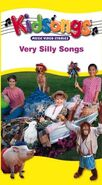 Very Silly Songs - 2002 VHS